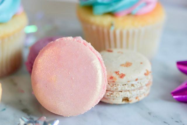 le dolci unicorn cupcake