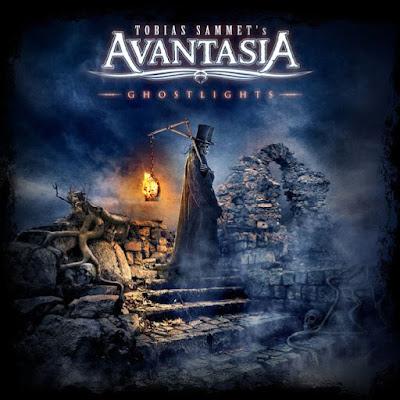 Avantasia - Ghostlights - cover album - 2016