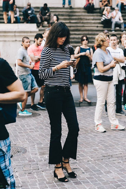 Streets of the Fashion Week
