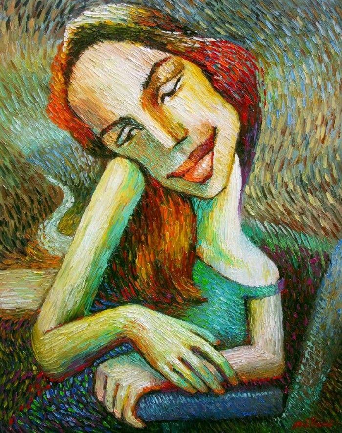 Бразильский художник. Fabiano Millani