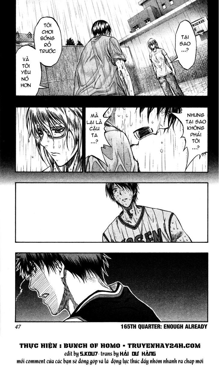 Kuroko No Basket chap 165 trang 2