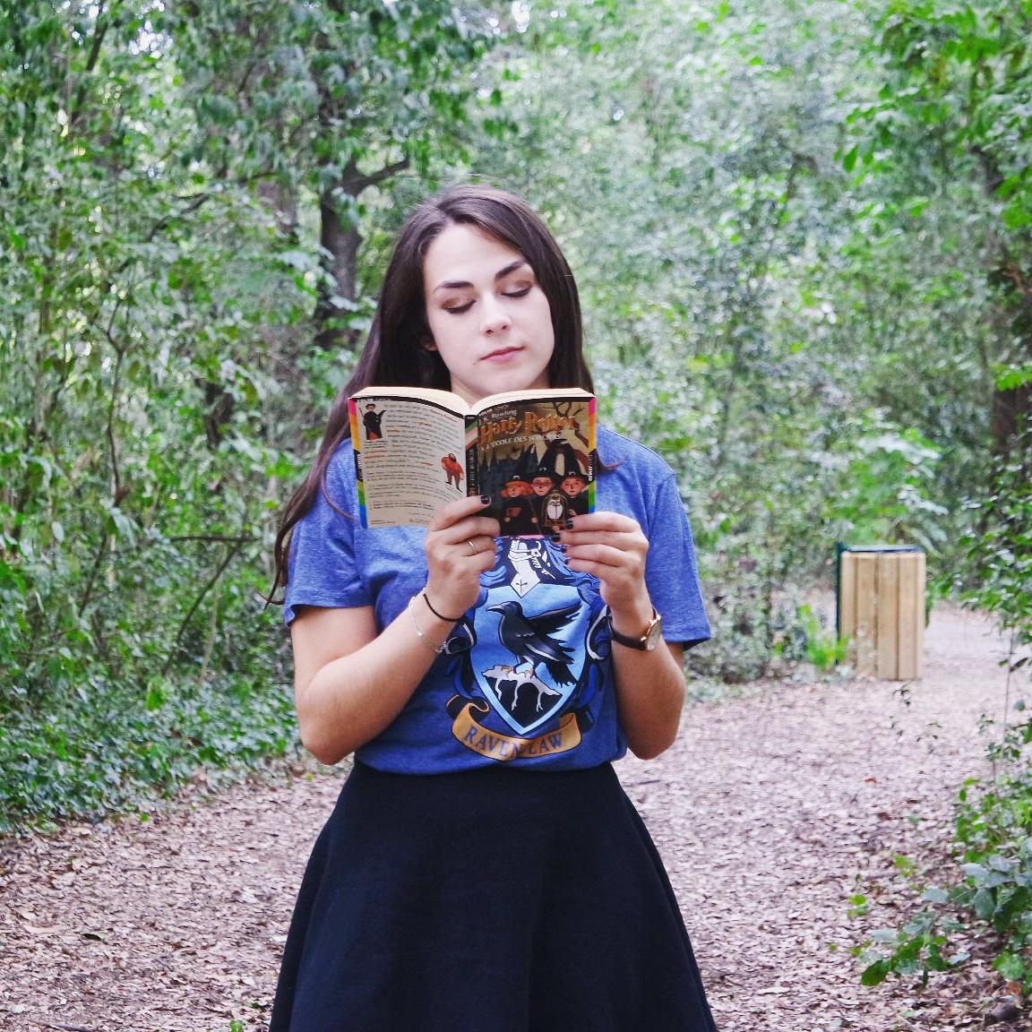 Harry Potter Look Event Blog Coin des licornes littéraire lifestyle Toulouse