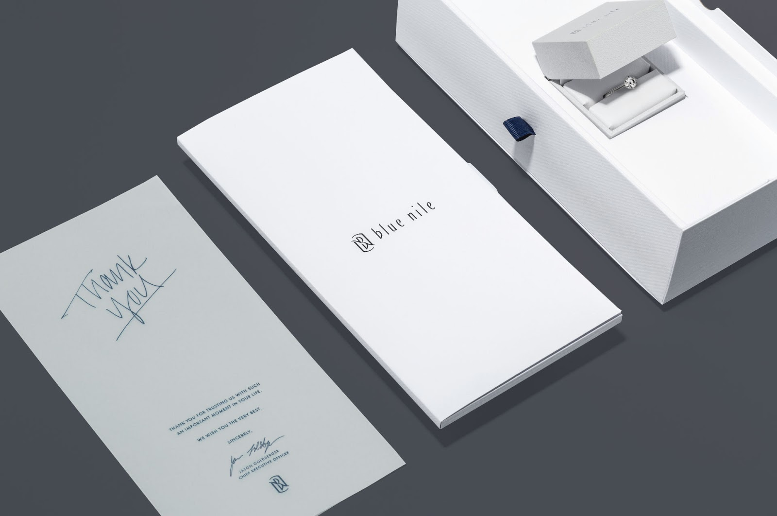 Blue Nile: A Multifaceted E-commerce Experience on Packaging of ...
