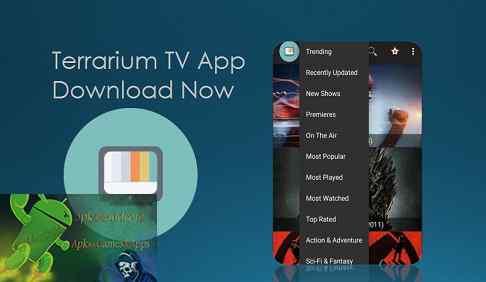 terrarium tv mod apk 2018