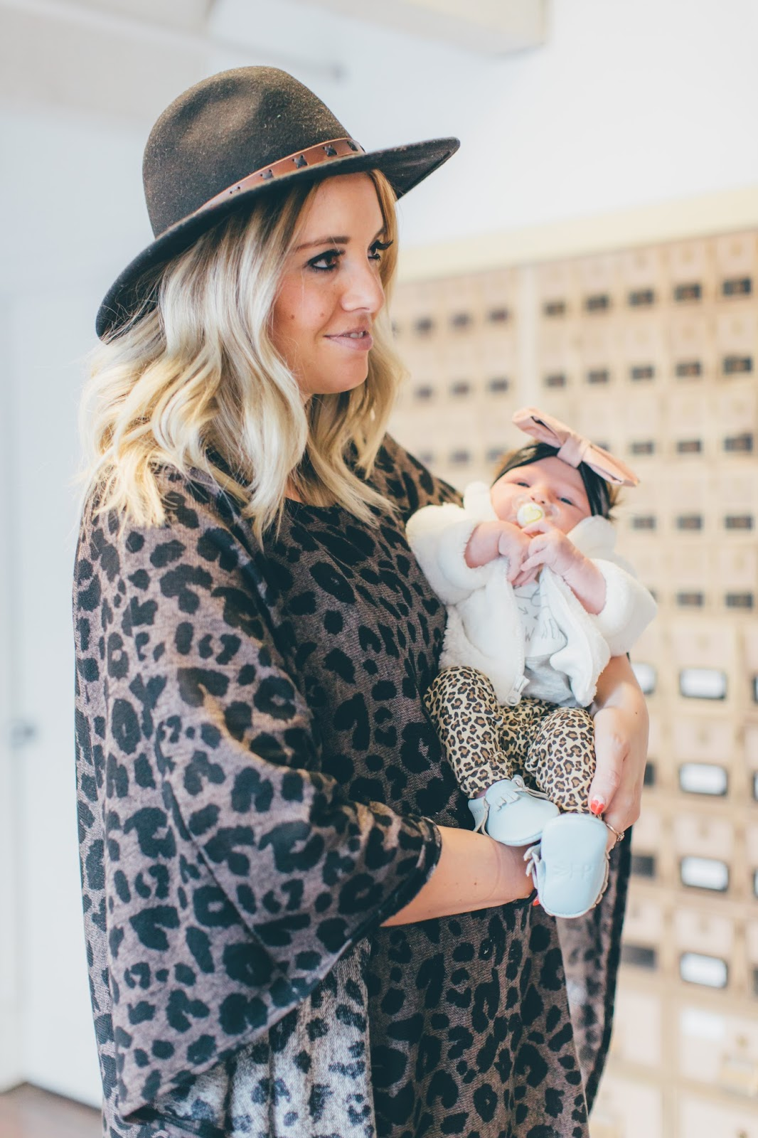 Leopard, Mommy & Me, Utah Fashion Blogger