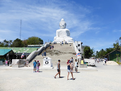 El Gran Buda Phuket, Big Budda Phuket, Tailandia, La vuelta al mundo de Asun y Ricardo, vuelta al mundo, round the world, mundoporlibre.com