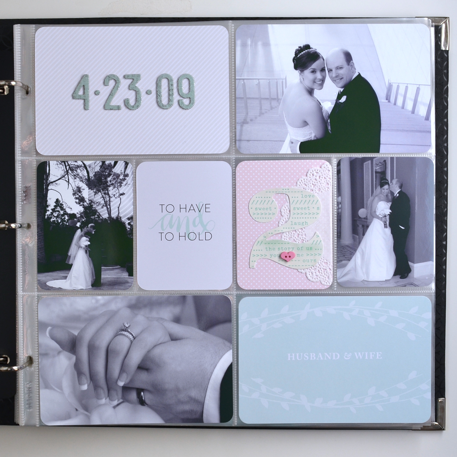 Wedding Album Titles