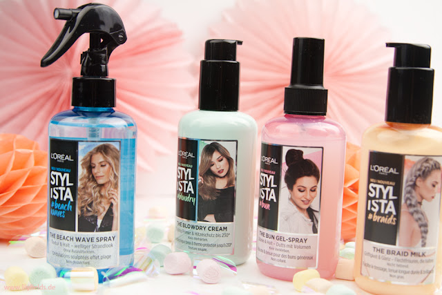 L'Oreal - Stylista - Hairstyling Produkte