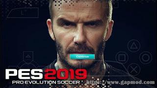 PES 2019 Mod JBWPES 2.0 Kamera Jauh for PSP Android