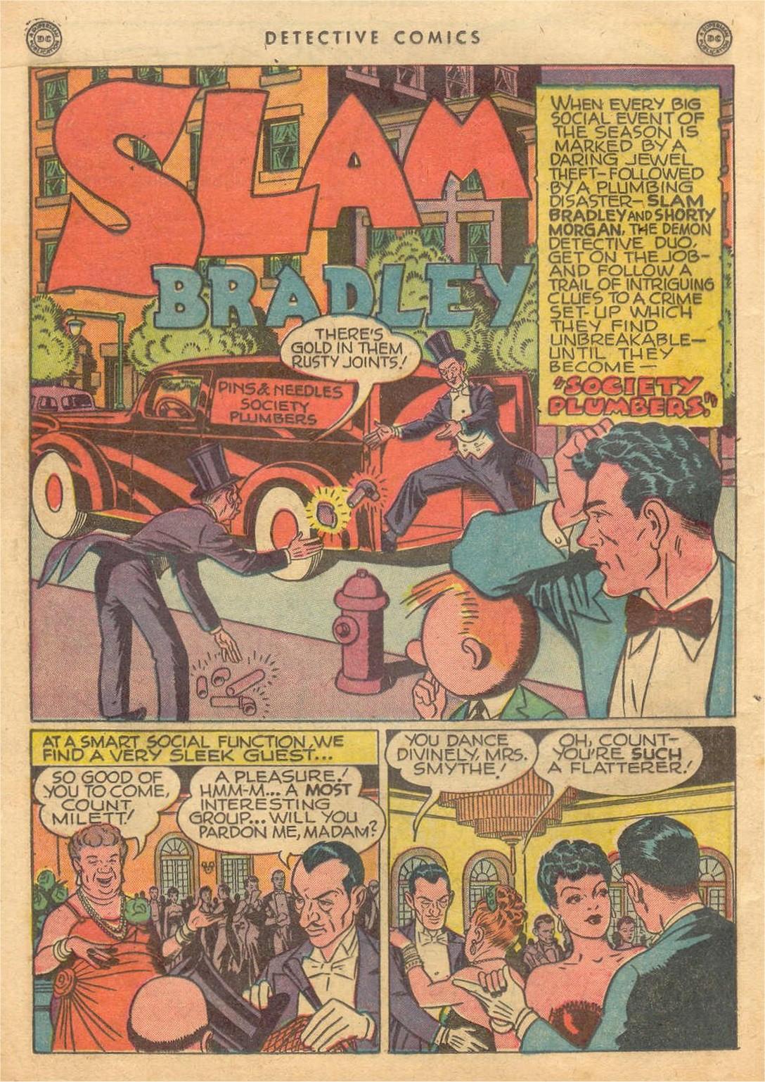 Read online Detective Comics (1937) comic -  Issue #132 - 16