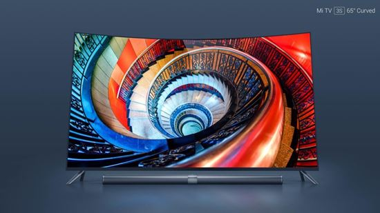 Xiaomi Luncurkan TV Lengkung yang Lebih Tipis dari iPhone 6s