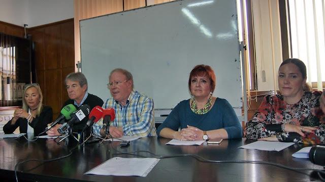 Junta de Personal Docente de Ceuta, Francisco Lobato, Comunicado de Prensa Junta de Personal Docente Ceuta