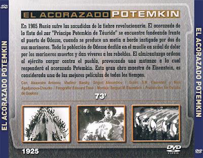 El acorazado Potemkin - [1925]