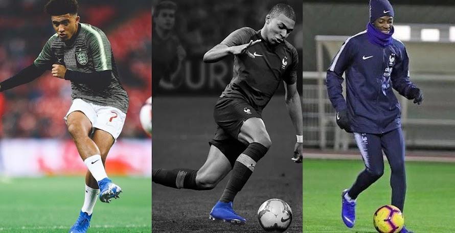3e9dfaf86 Kylian Mbappé - cheap soccer cleats