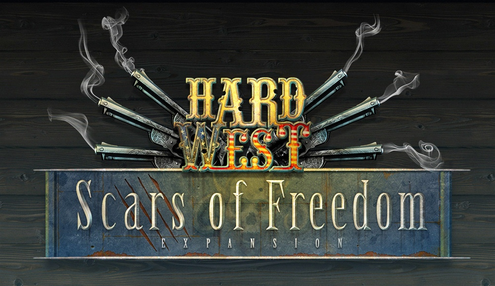 Hard West Scars of Freedom Download Poster