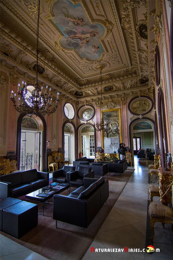 Estoi faro elegancia y esencia portuguesa en el algarve for Palacio de los azulejos mexico