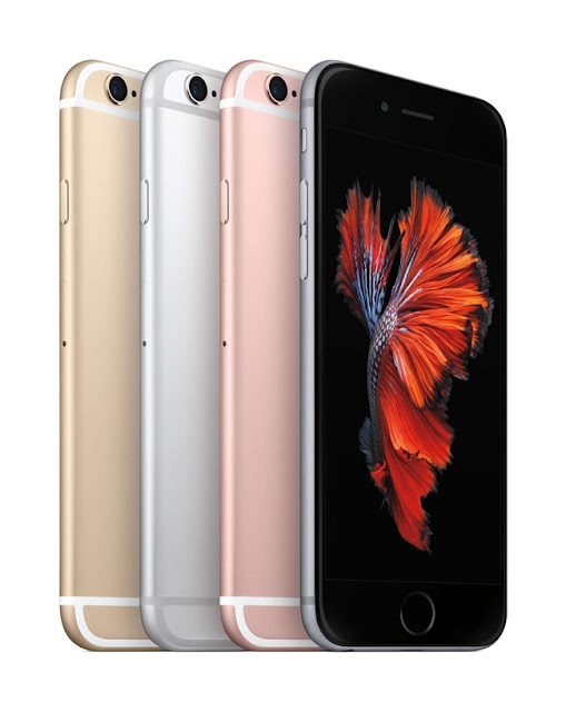 iPhone 6S humiliates Android smartphones in performance