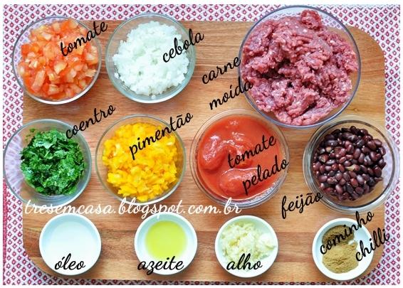chili beans como fazer