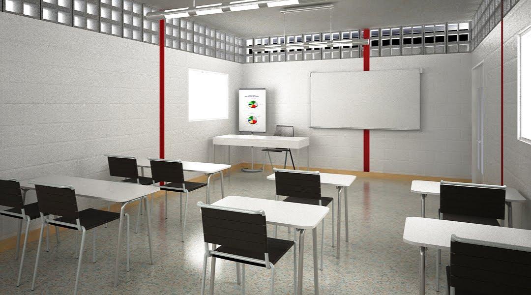 Salones de clases Informtica INCE Venezuela