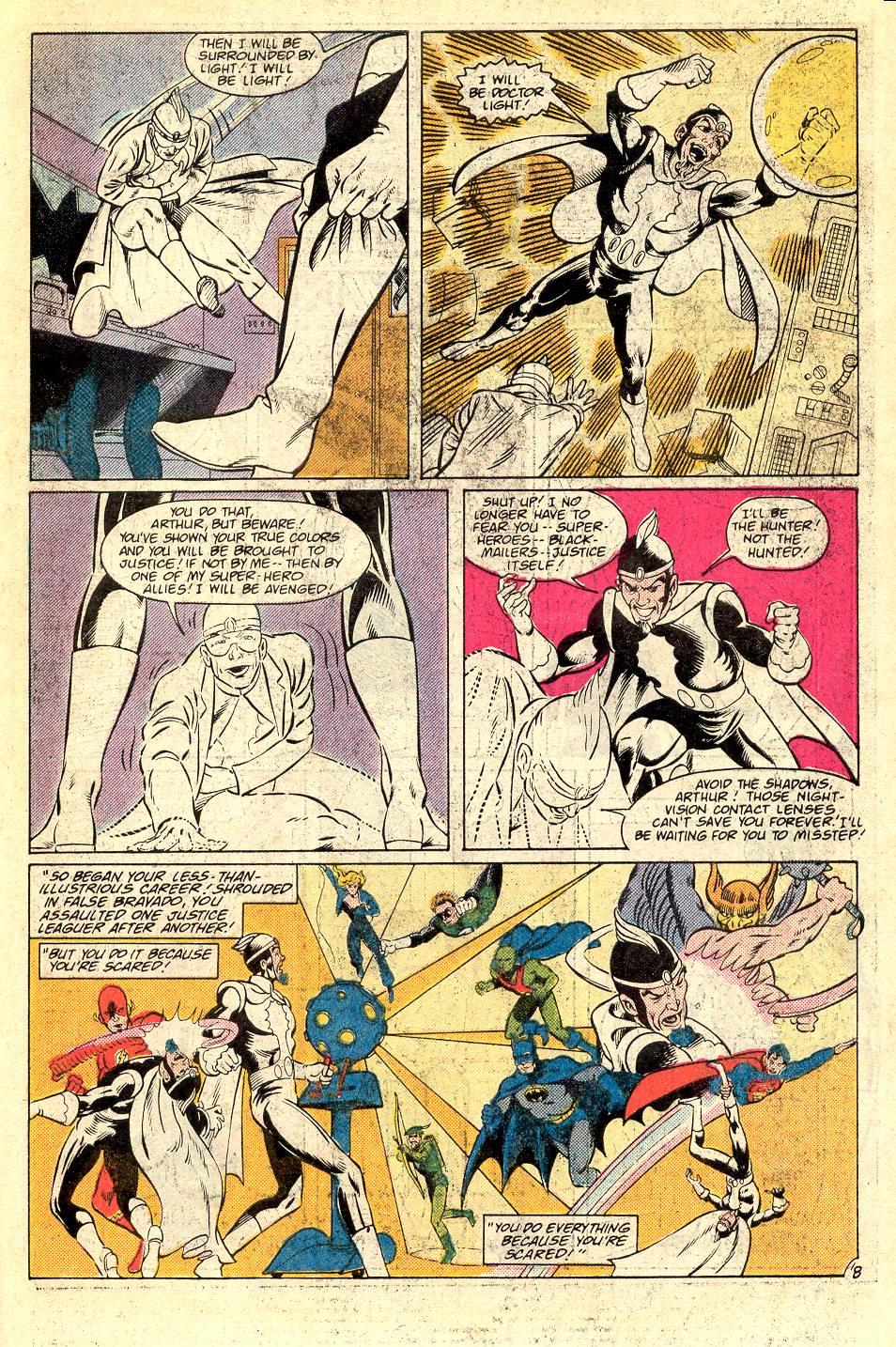 Read online Secret Origins (1986) comic -  Issue #37 - 42