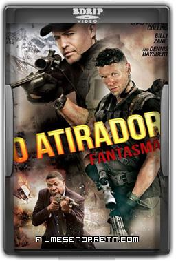 O Atirador Fantasma Torrent DVDRip Dublado 2016