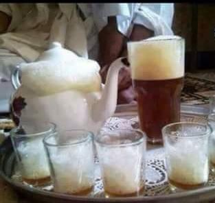 شاي صحراوي بلدي