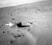 Ancient Marker Stone Found On Mars?