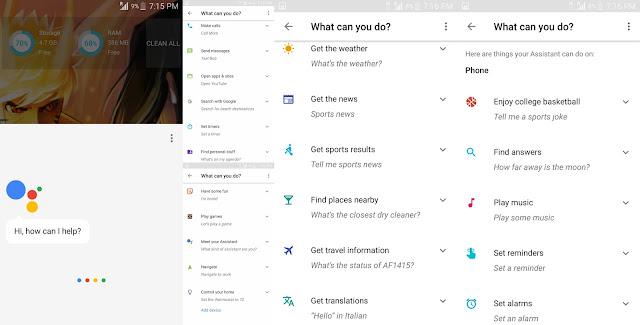 Google Assistant Android Digital Assistant