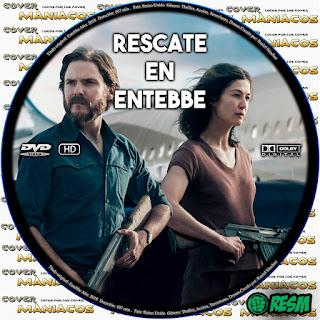 GALLETA-RESCATE EN ENTEBBE / 7 DÍAS EN ENTEBBE - 7 DAYS IN ENTEBBE