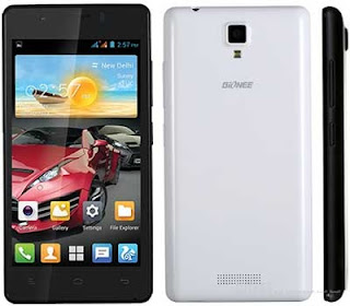 Gionee Pioneer P4 picture, specs and price