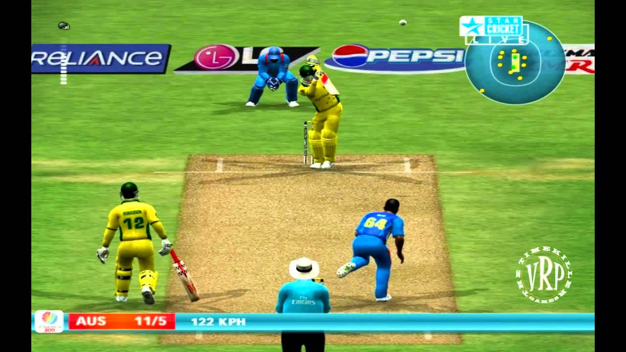 Cricket World Cup 2015 Free Download PC Game