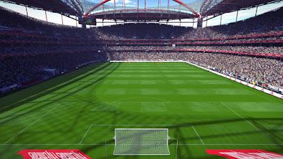 PES 2017 Reda Stadium Repack v2 + FIX