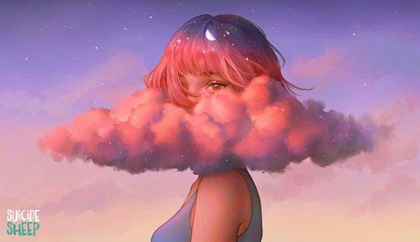 Karmen Loh artstation arte ilustrações mulheres surreais fantasia emotivas
