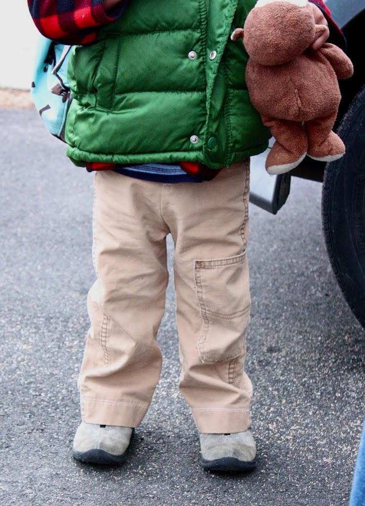 Zaaberry: Upcycled Boy Pants