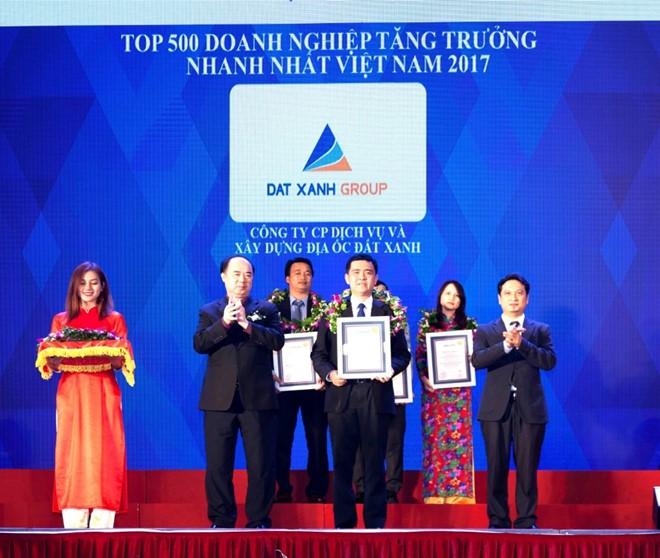 Đất Xanh nhận giải thưởng 150