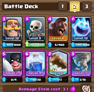 hog executioner deck