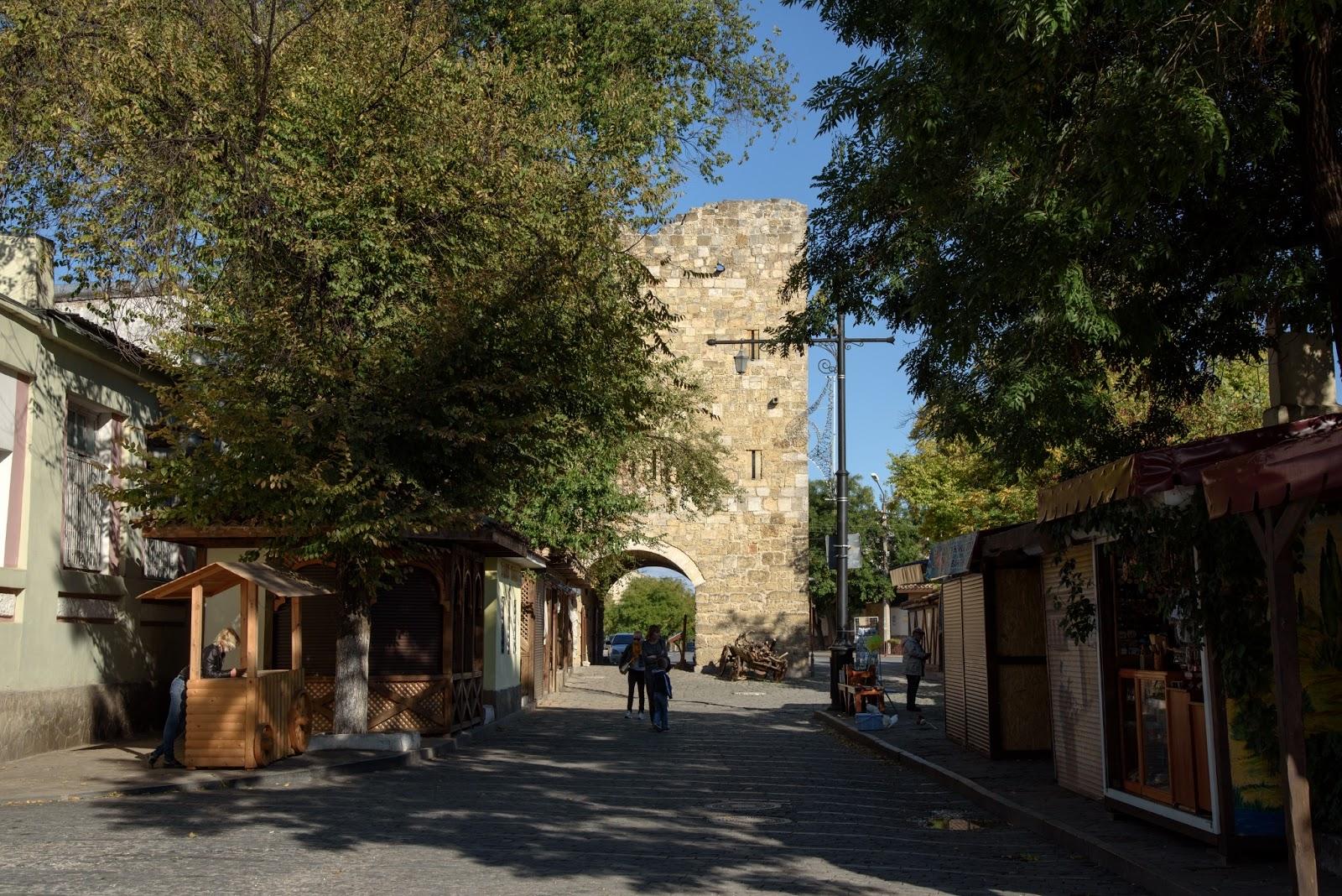 Исторический центр Евпатории