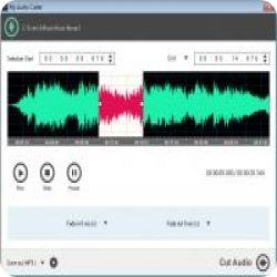 تحميل My Audio Cutter قص و تقسيم ملفات الصوت بسهولة تامة مع كود التفعيل free key