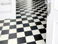 Zwart Wit Vinyl : Overzicht aanbieders goedkope vinyl vloeren