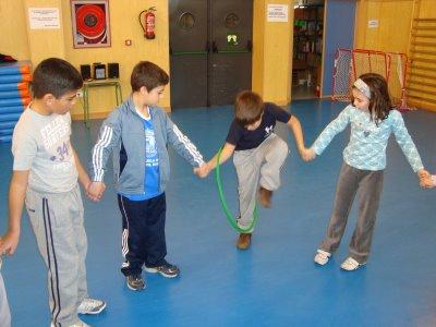 B1 Juegos Cooperativos Para La Ensenanza En Educacion Fisica 4