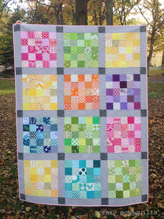 crazy mom quilts: a quilter's palette complete : crazy quilt mom - Adamdwight.com