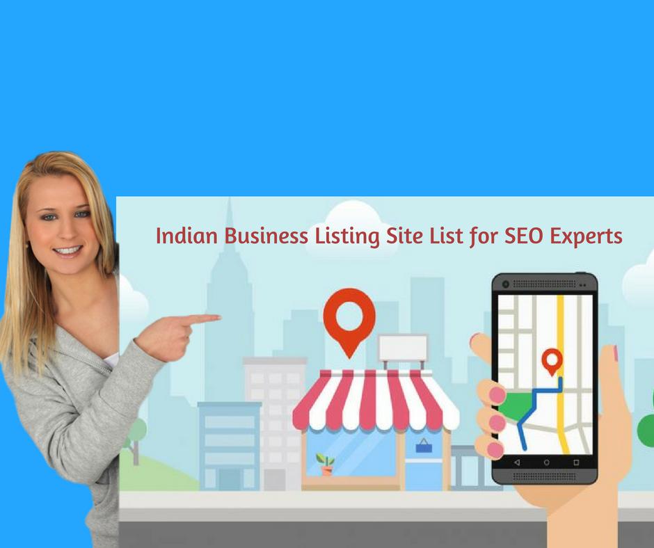 High DA Indian Local Business Listing Sites list 2019