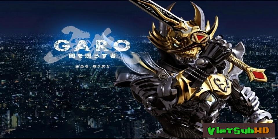 Phim Garo Honoo no Kokuin Full 24/24 VietSub HD | Garo Honoo no Kokuin 2014