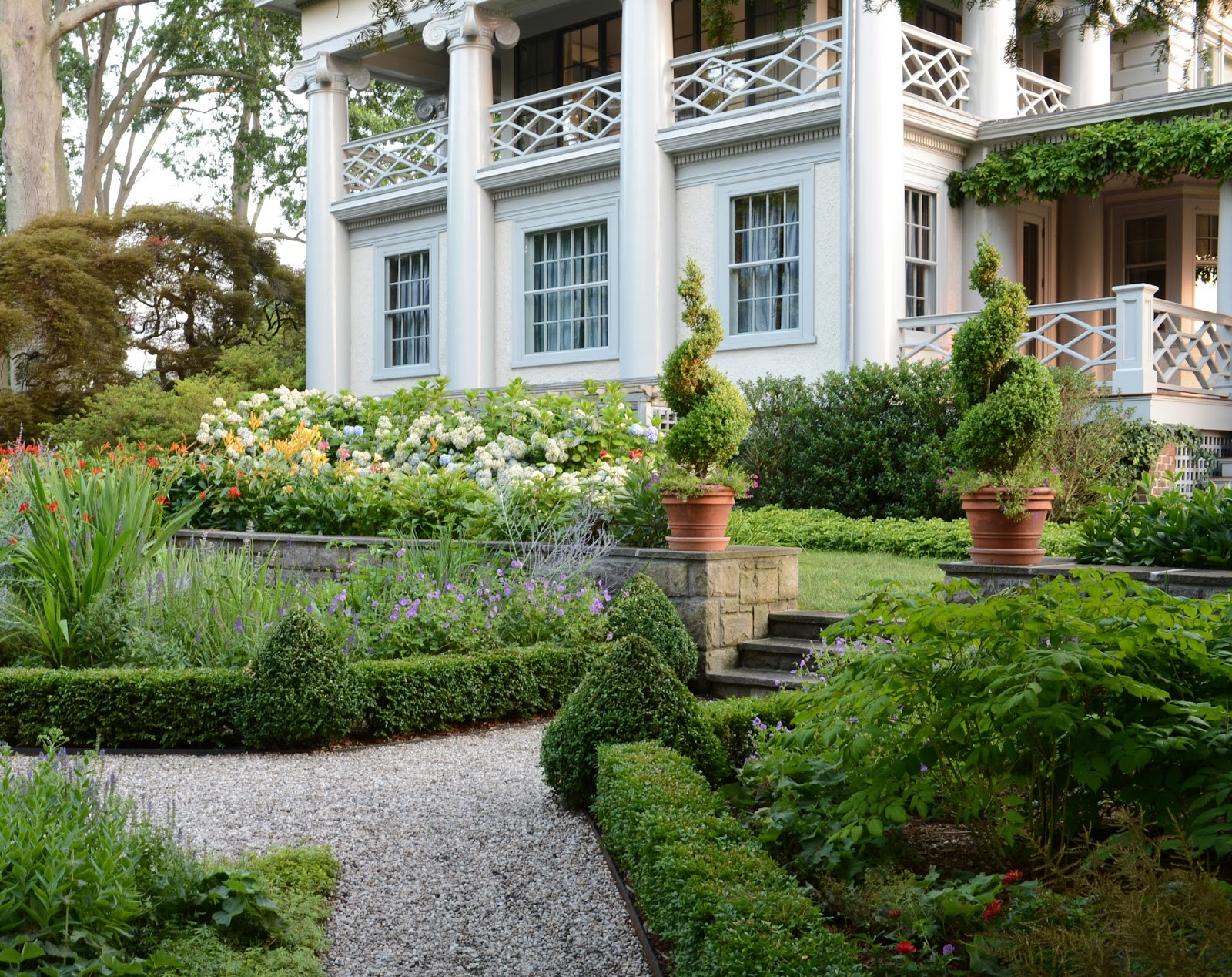 Gardens at First Light - The Glam Pad