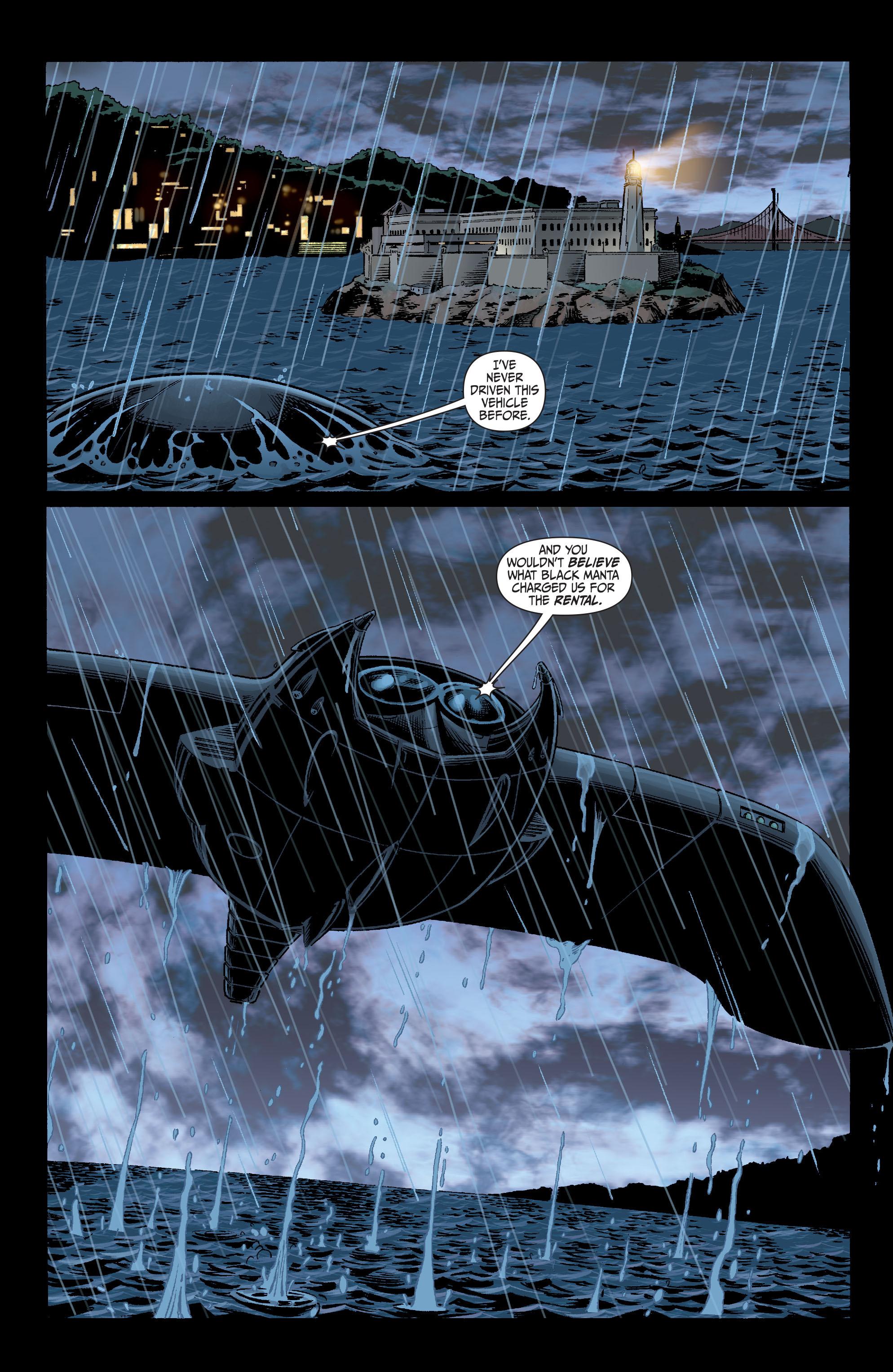 Read online Secret Six (2008) comic -  Issue #2 - 9