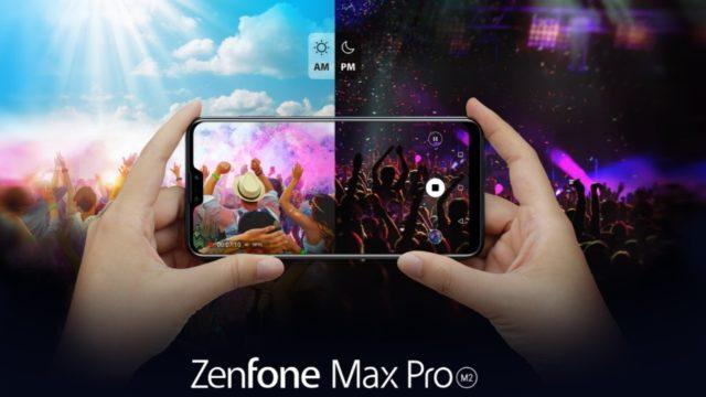 Harga dan Spesifikasi Asus Zenfone Max Pro M2