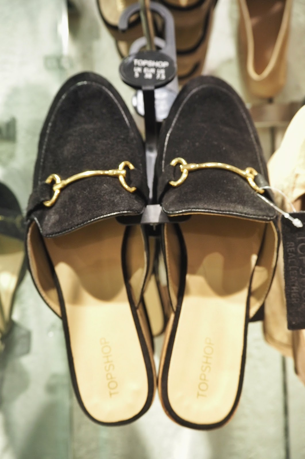 Topshop Alexa Loafers