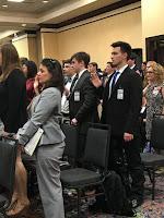 Montgomery Catholic Represented at 2019 Alabama Youth Legislature 2