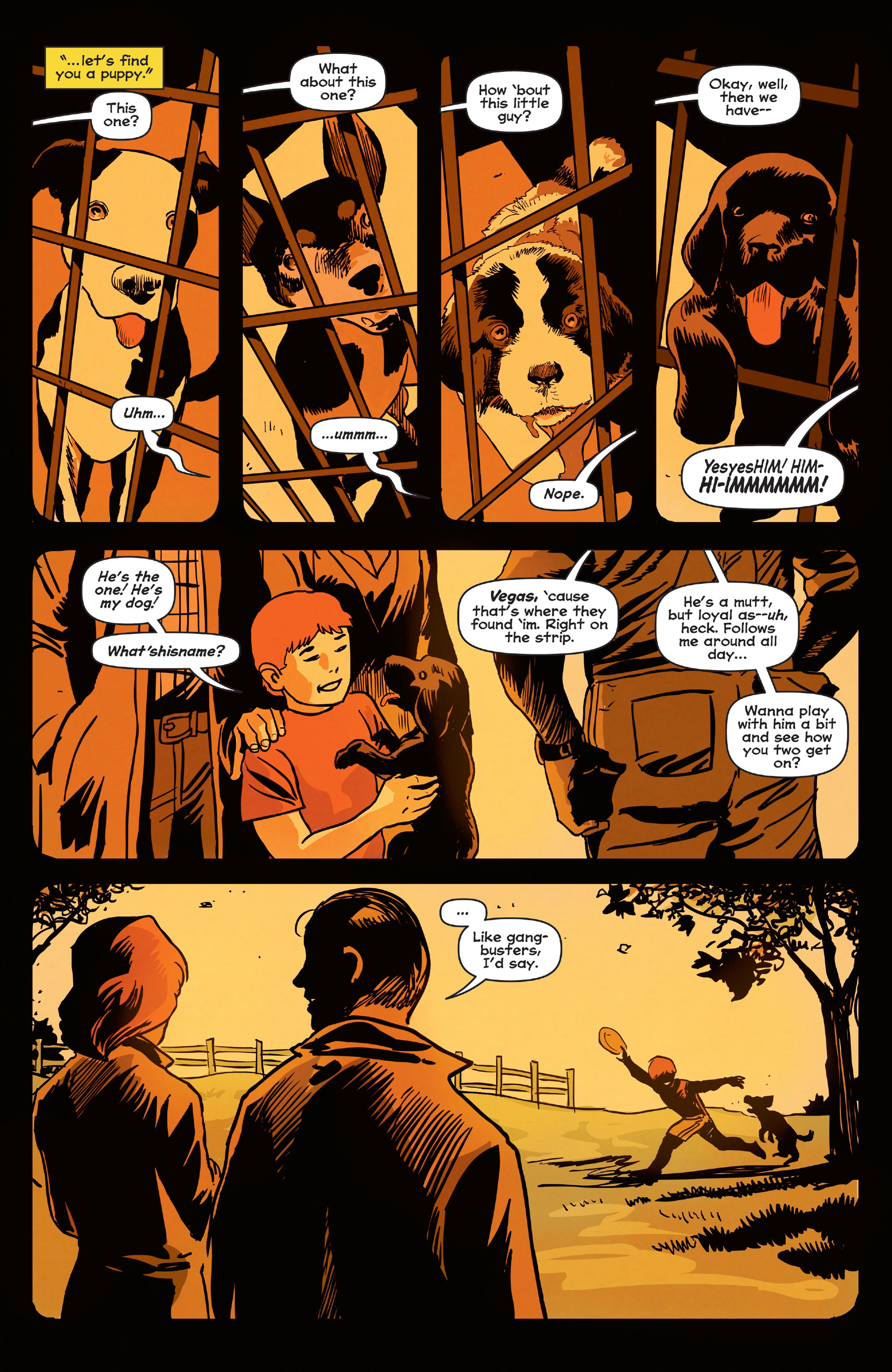 Read online Afterlife with Archie comic -  Issue #4 - 5