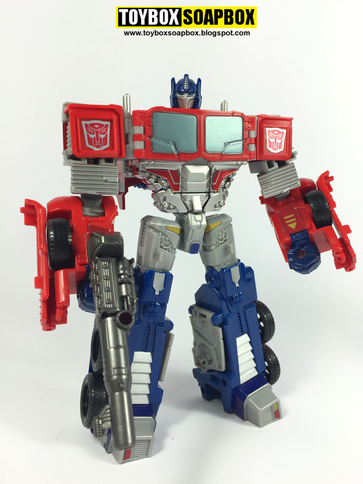 Toybox Soapbox: Nonnef Productions Combiner Wars upgrades